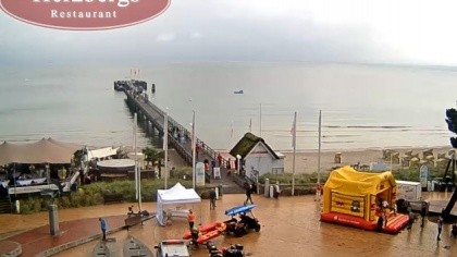 Webcam Scharbeutz Seebrücke