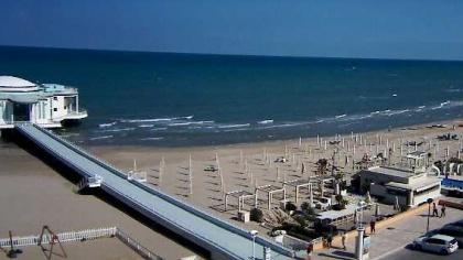 Senigallia - Terrazza Marconi, Italien - Webcams