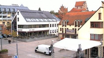 Webcam Alzenau Marktplatz